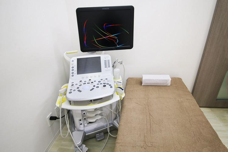 写真:腹部・表在超音波