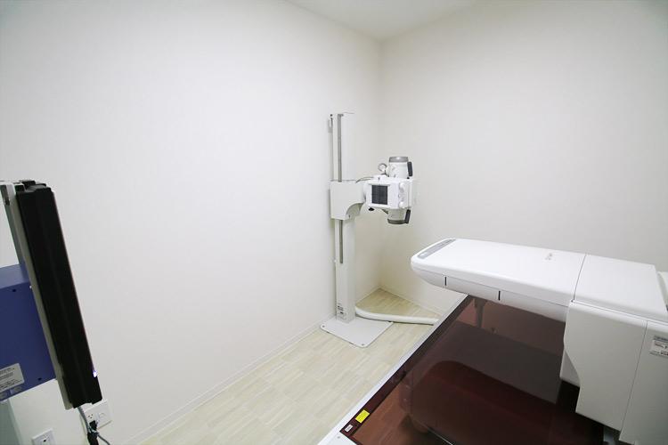 写真:X線室